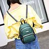Рюкзак женский Adel XS зелёный eps-8180, фото 6