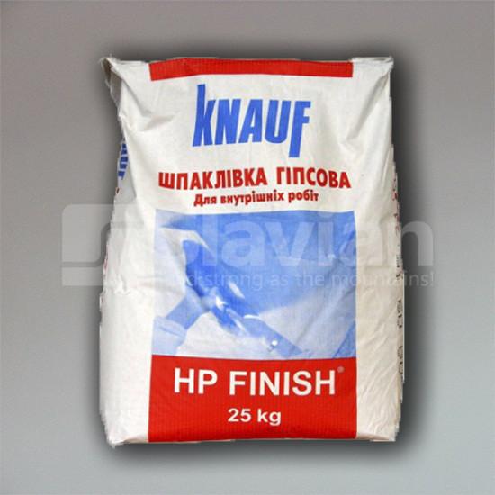 Шпаклівка гіпсова фінішна Knauf HP Finish, 25кг