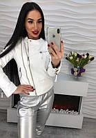 Шикарная косуха женская куртка, фото 1