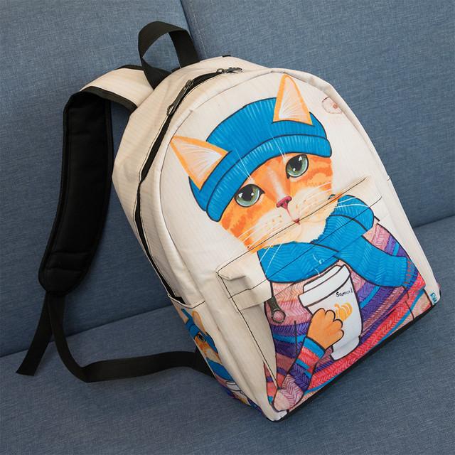 Няшный рюкзак рюкзаки фирмы акватик в москве
