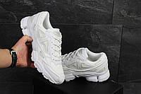 Мужские кроссовки Adidas Raf Simons белые в фирменных коробках