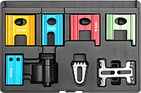 Фиксаторы приводов газораспределительных механизмов двигателей, YATO