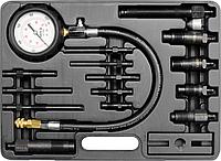 Компрессометр для дизельных двигателей, набор 16 шт, YATO
