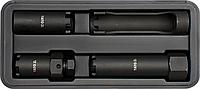 Шиповые ключи для форсунок, набор 4 шт, YATO