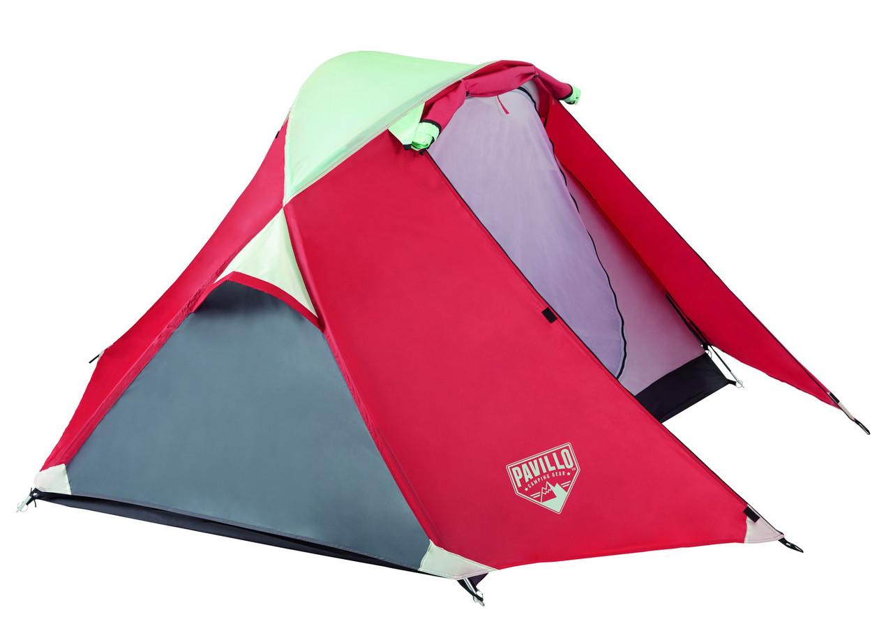 Палатка туристическая Calvino (2-местная) BESTWAY 68008