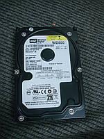 Жесткий диск для ПК WD800 80GB SATA II 7200 об/мин, фото 1