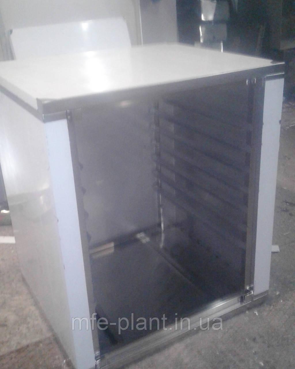 Расстоечный шкаф из нержавеющей стали