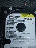 Жесткий диск для ПК WD800 80GB SATA II 7200 об/мин, фото 3