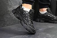 Мужские кроссовки Adidas Raf Simons черные в фирменных коробках
