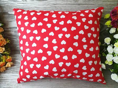 Подушка It`s love... комбинированная, фото 2