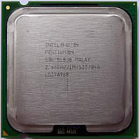 Процессор Intel Pentium 4 506 2.66GHz/1M/533 s775