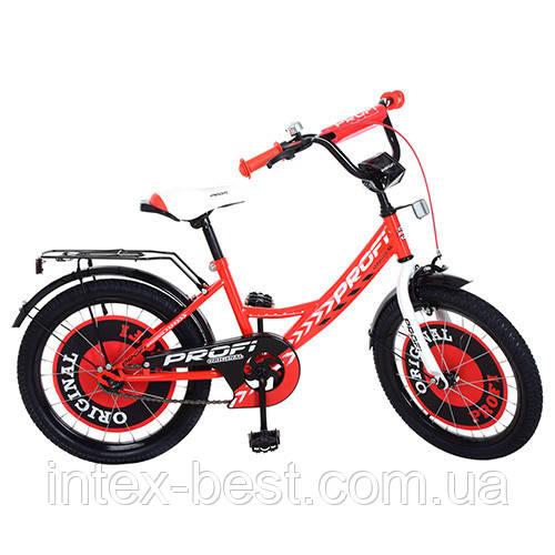 """Велосипед двухколесный PROFI Original boy 20"""" (Y2045) Красный"""