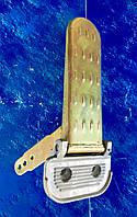 Педаль акселератора КАМАЗ-ЕВРО с подпятником / 53205-1108010. , фото 1