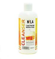 Nila Cleanser молоко и мед 500мл