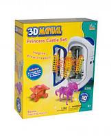 Набор ручка 3D Princes LM111-2C/2B (24шт)микс,4 цвета гель,формы для запек,в короб.20.5*25.5*7.5 см