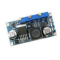 Понижающий преобразователь напряжения с стабилизацией тока DC-DC LM2596S Зарядное аккумуляторов Led драйвер, фото 1