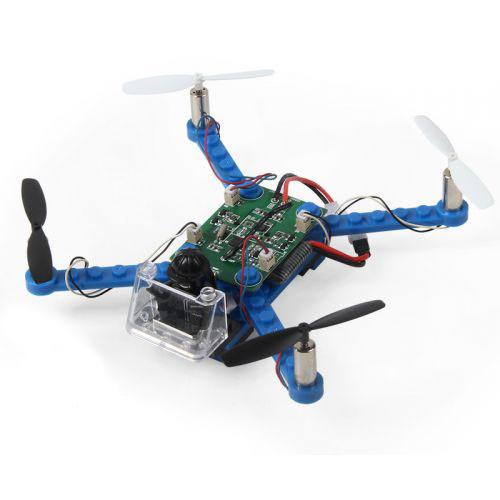 Квадрокоптер радиоуправляемый mini X-101 Blue