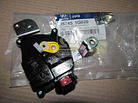 Привод замка задней двери, лев (производство Hyundai-KIA ), код запчасти: 957451G020