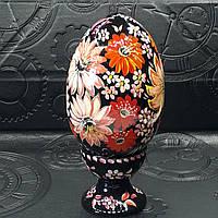 Яйцо Пасхальное на подставке, ручная роспись, фото 1