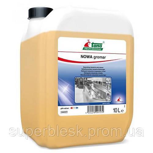 Щелочное чистящее средство для холодного промышленно расщепления Gromar Tana 10л (1404727)