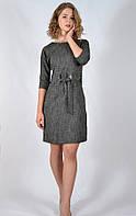 Платье офисное строгое короткое 7MB4021 MEES, Турция, фото 1
