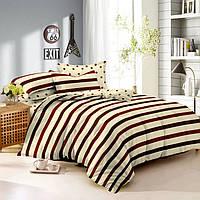 Двуспальные комплект постельного белья 180х220 из сатина Стиль