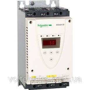 ATS22D17Q Устройство плавного пуска ATS22 230В(4кВт)/400-440В(7,5кВт)