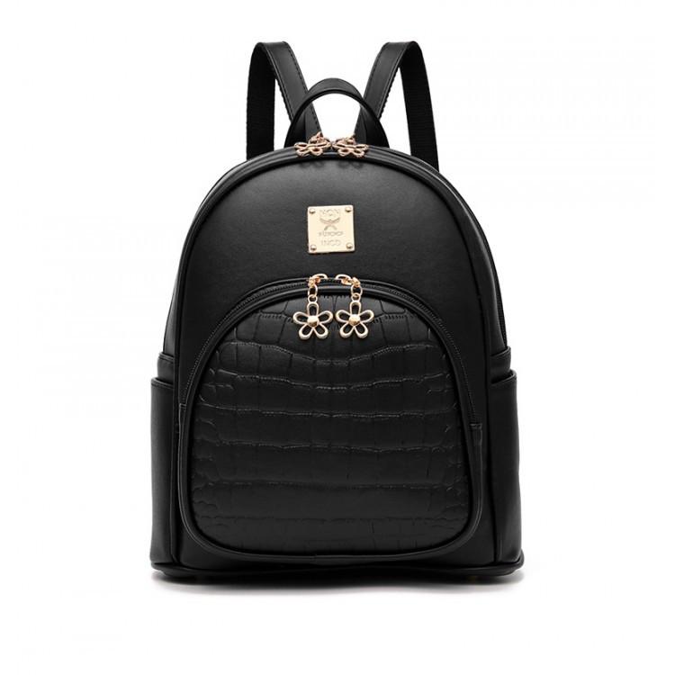 Рюкзак женский Amelie черный