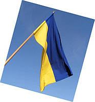 Флаг Украины фасадный