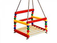 Игровые площадки «ТехноК» (45) КачелиРадуга