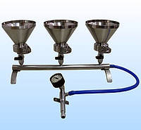 Прибор вакуумного фильтрования ПВФ-35 (47) Э Б