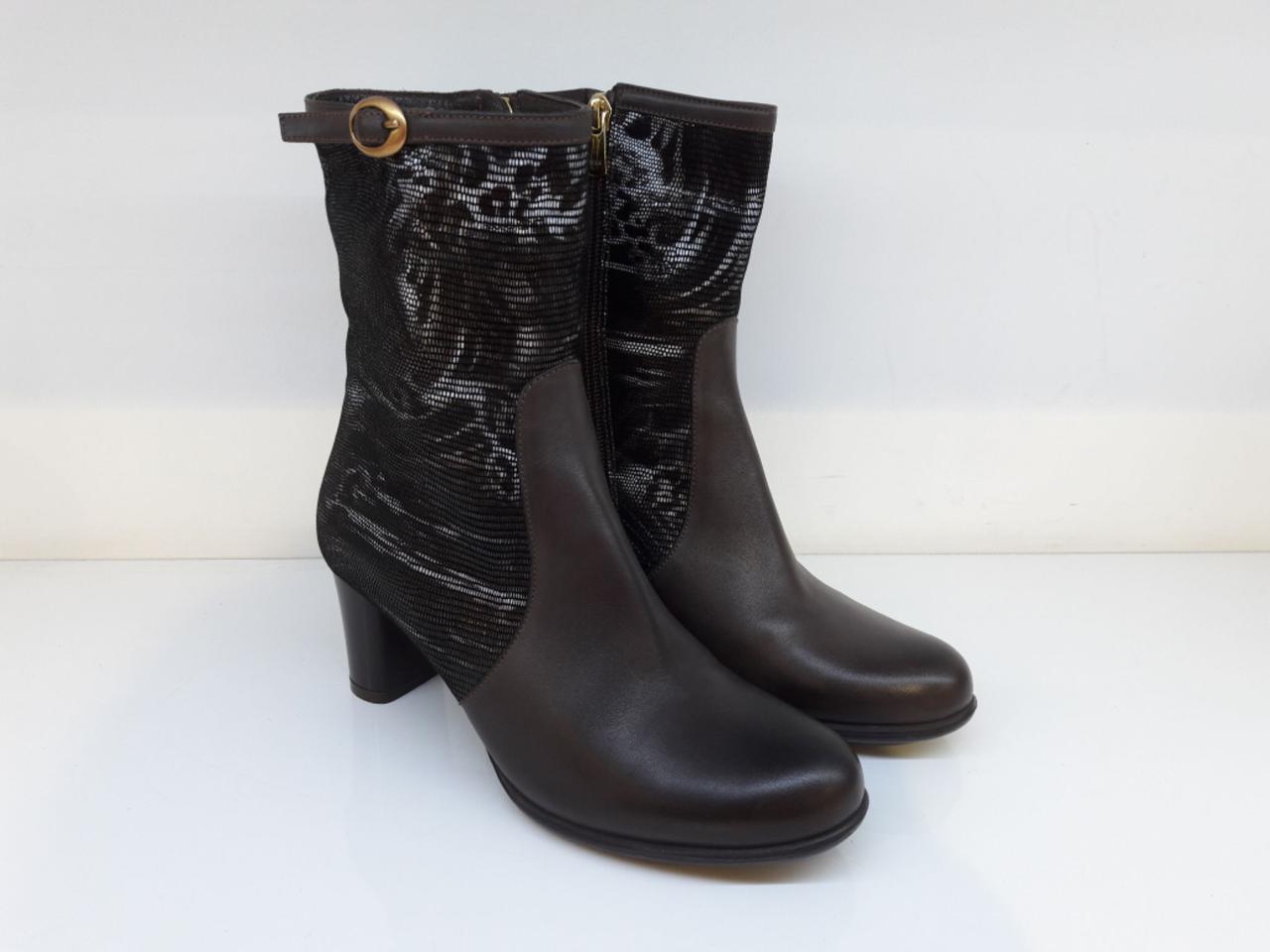 Ботинки Etor 3595-41-090 коричневые