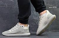 Кроссовки Adidas Tubular Shadow Knit (бежевые) кроссовки адидас adidas 4638