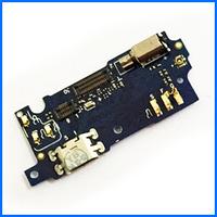 Разъем зарядки для телефона Meizu M3S, с нижней платой