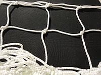 Сетка для  мини-футбола капроновая полиамид D 3,5мм, для гандбола, фут-зала  Капрон Анти-мороз