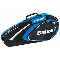 Чехол для теннисных ракеток Babolat X3 CLUB Черный/Синий