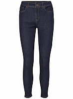 Джинсы женские (новой колекции) бренда Vero moda в темно синем цвете