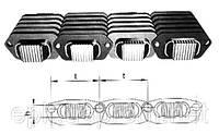 Цепи вариаторные пластинчатые ВЦ 1-Б-225 ГОСТ 10819-75