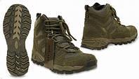 Ботинки Mil-tec squad boots 5 inch olive