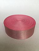 Атласна стрічка 2,5 см - ніжно-рожевий (6)