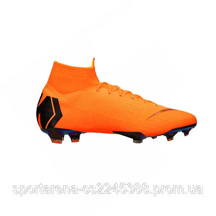 afa735c26c90 Профессиональные футбольные бутсы Nike Superfly 6 Elite FG AH7365-810, фото  2