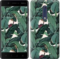 """Чехол на Nokia 5 Банановые листья """"3078c-804-328"""""""