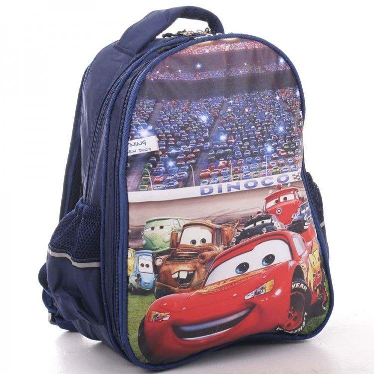 8851b5e76891 Школьный рюкзак с тачками Wallaby арт. 1141 - BagShop.ua интернет-магазин  сумок