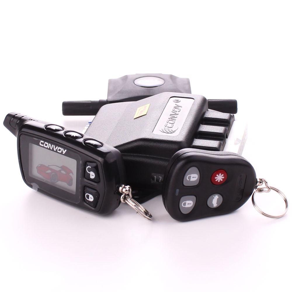 Двусторонняя сигнализация Convoy MP-90 v.3 LCD