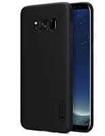 Чехол Samsung S8 / G950 бампер Nillkin Frosted Shield черный