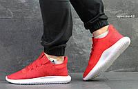 Кроссовки Adidas Tubular Shadow Knit (красные) кроссовки адидас adidas 4642