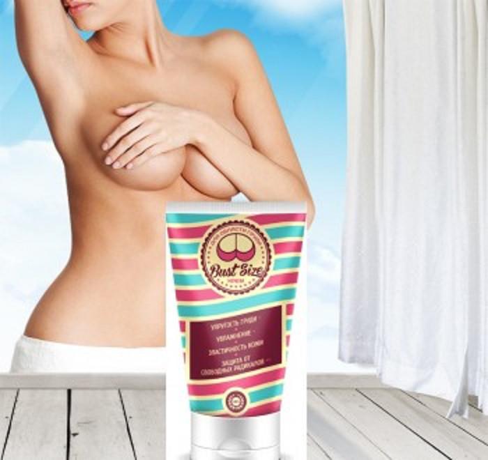 Bust Size - Крем для увеличения груди (Бюст Сайз)