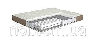 Ортопедичний матрац Latte / Латте з блоком незалежних пружин від MatroLuxe