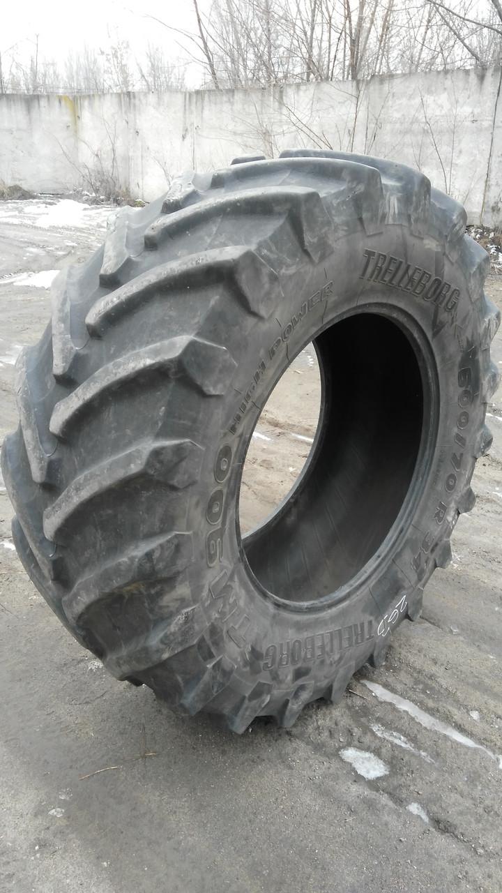 Шины б/у 600/70R34 Trelleborg для тракторов CASE IH, NEW HOLLAND, FENDT