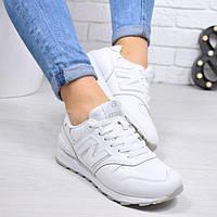 Кроссовки женские белые New Balance 4286